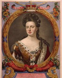 Анна, королева Великобритании
